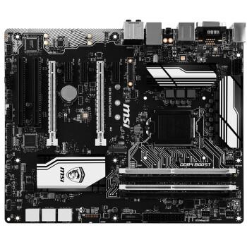 微星(MSI)B150 KRAIT GAMING主板 (Intel B150/LGA 1151)