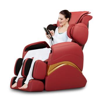 艾力斯特(iRest) SL-A55-1电动按摩椅全身太空舱家用 魅力红