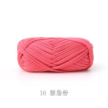 布条线勾包包线手编坐垫线地毯线diy编织粗毛线送钩针
