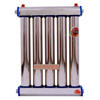 地暖交换器正确安装图,地暖交换器正确安装图知识   暖通空调...