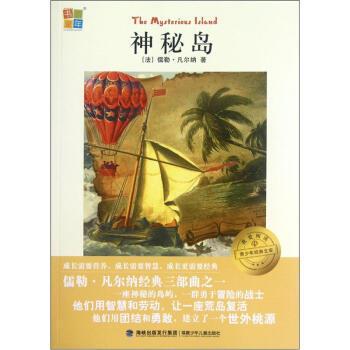 神秘岛 9787539544021 福建少年儿童出版社图片