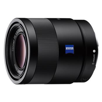 索尼(SONY)Sonnar T* FE 55mm F1.8 ZA 蔡司全画幅标准定焦微单镜头 (SEL55F18Z)