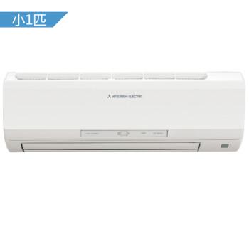 三菱电机 小1匹 2级能效 定频 壁挂式家用单冷空调(白色) MSD-DF07VD