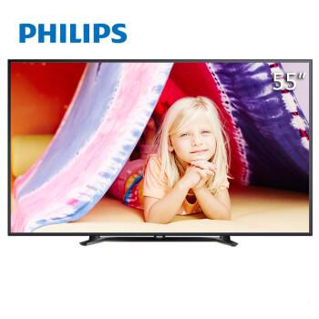 飞利浦(PHILIPS)55PFF5650/T3 55英寸 八核智能(舒视蓝、抗蓝光)护眼全高清LED液晶电视 (京东微联APP控制)