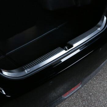 丰田锐志后护板后备箱后尾箱护板护杠门槛条迎宾踏板