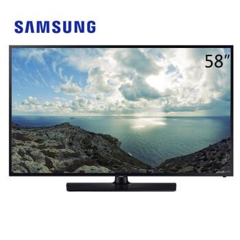三星(SAMSUNG)UA58J50SW 58英寸 全高清LED电视 黑色