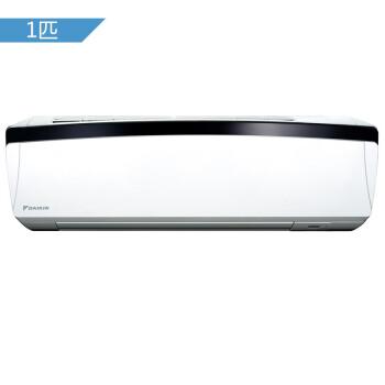 大金 1匹 1级能效 变频 高端F系列 壁挂式冷暖空调 白色(DAIKIN)FTXF125NC-W