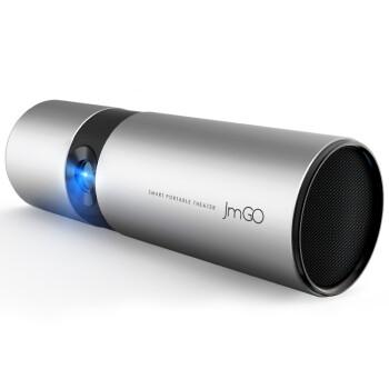 坚果(JmGO)P2 便携智能 家用投影机(3D 高清 智能影院 无屏电视)