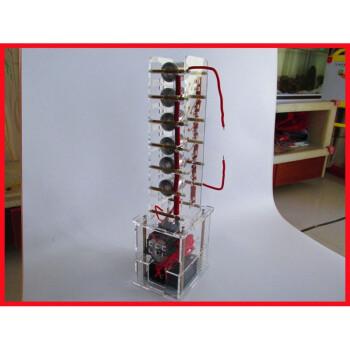 马克思发生器diy套件 小型人造闪电套件 高压电 电弧