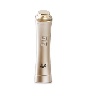 娇源801 超声波美容仪器 家用离子导入仪导出洁面仪 洗脸器脸部按摩 金色
