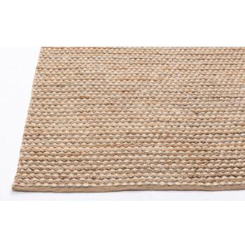 北欧简约现代手工编织黄麻美式乡村中式禅意客厅卧室地毯 959 1200mm图片