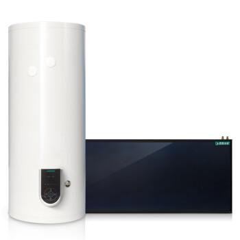 四季沐歌(Micoe) FPC1188 智能分体式家用阳台壁挂太阳能热水器 带电加热 怡景 100L