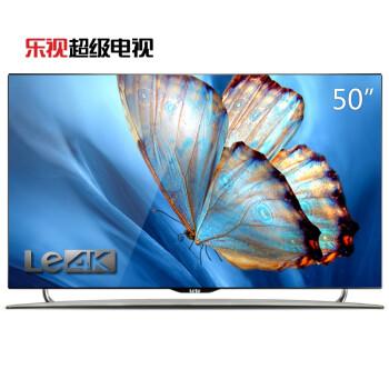 乐视超级电视 X50 Air UN3016艺术版 50英寸4K超高清3DLED液晶 黑色(Letv X50 Air)
