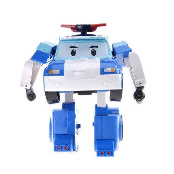 Silverlit 银辉 SVPOLI83171STD 珀利变形机器人