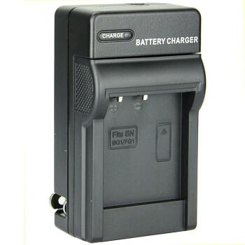 蒂森特(dste)索尼  NP-BG1 充电器 适用DSC-H10 H20 H50 DSC-W30 W35 W50 W55 W70 相机 充电器