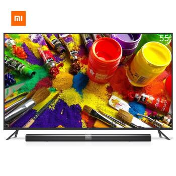 小米(MI)L55M4-AA 小米电视3 55英寸智能4K分体电视(单机版 只包含主机)