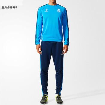 皇马切尔西尤文图斯15-16欧冠足球训练服套装