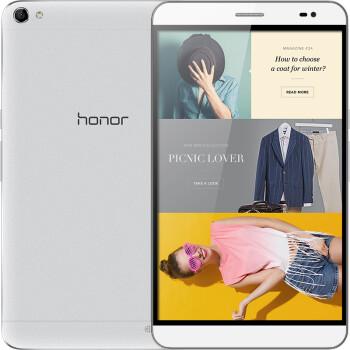 华为(HUAWEI)荣耀X2通话平板电脑 7英寸(八核  移动/联通双4G)