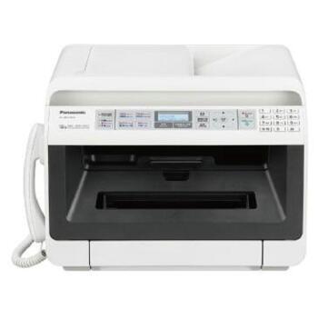 松下(Panasonic)KX-MB2128CN 黑白激光双面打印多功能一体机 传真打印复印扫描