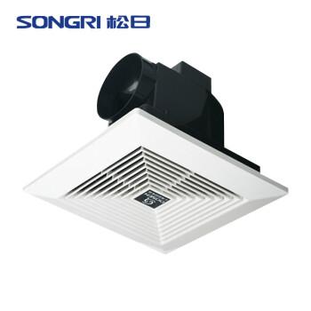 松日东森排气扇 卫生间浴室厨房吸顶式排风扇8寸 普通吊顶天花板换气扇