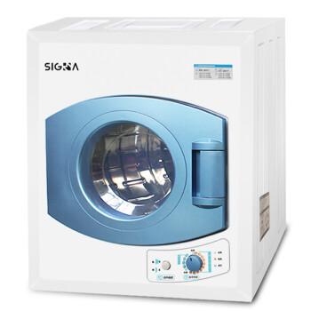 西格玛(sigma)4.8KG家用除菌滚筒干衣机烘衣机烘干机STD48-101B
