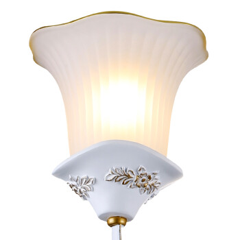 欧普照明(OPPLE)餐厅吊灯具欧式复古客厅卧室法式吊灯饰现代简约 欧式吊灯8头  E27光源另购