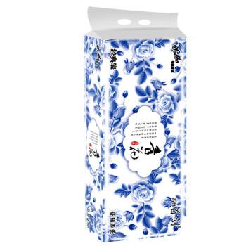 银雅 青花醇经典卷筒卫生纸4层*180节*10卷 17.9元