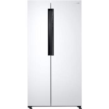 三星(SAMSUNG)RS62K6000WW/SC 620升 鲜享空间系列 风冷无霜 精致保鲜 三星双开门冰箱 雪白色