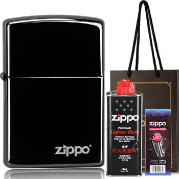 芝宝(Zippo)打火机 黑冰标志 黑冰标志