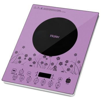海尔(Haier)电磁炉彩板纤薄智能触摸面板C21-B2126