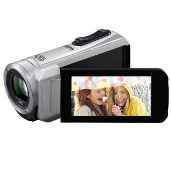 "JVC GZ-R10SAC ""四防""高清闪存摄像机 (防水/防尘/防摔/防冻,4.5小时超长电池,USB充电,40X光变)"