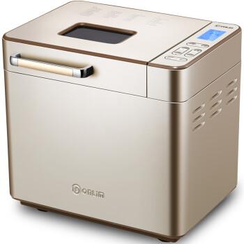 东菱(Donlim) 面包机 旋风烘烤 全自动撒果料和面 彩钢机身 DL-TM018