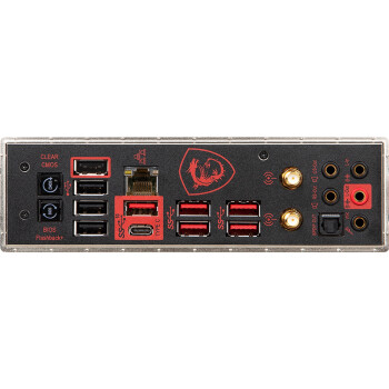 微星(MSI)MEG Z390 ACE 战神板主板 支持intel 9代CPU 9600K/9700K/9900K(In