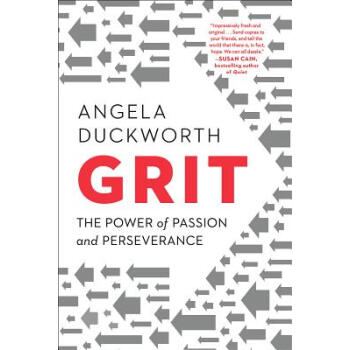 《Grit: The Power of Passion & Perseverance》