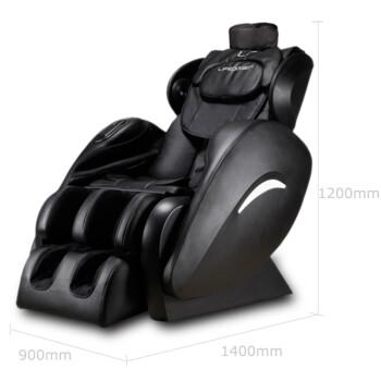 香港生命动力(Lifepower)LP-4600I全身豪华按摩椅 黑色