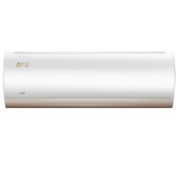 美的(Midea)正1.5匹 冷暖 酷金 变频 抗菌防霉 空调挂机 二级能效 KFR-35GW/WXAA2@(陶瓷白)