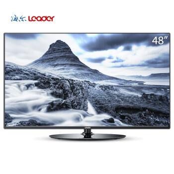 统帅(Leader)TS48 48英寸安卓8核智能网络蓝光纤薄窄边框全高清LED液晶电视