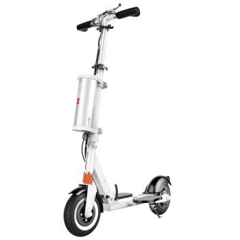 Airwheel Z3 电动车 电动滑板车 智能代步车 可折叠自行车 锂电池自行车(白色)