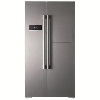 西门子(SIEMENS)KA63NV41TI 604升 变频风冷无霜 对开门冰箱(银灰色)BCD-604W(KA63NV41TI)