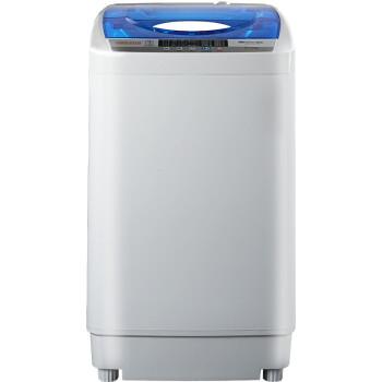 韩电(KEG)XQB60-D1518 6公斤 波轮全自动洗衣机(透明蓝)