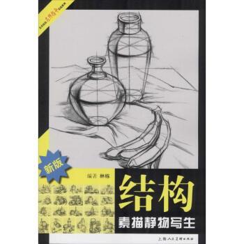 结构素描静物写生(新版)