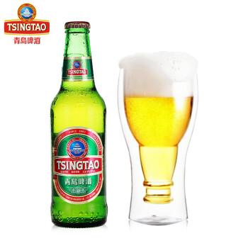 青岛啤酒欧啤英啤出口330ml*24瓶原产地总厂 英啤