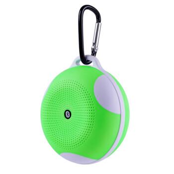 博蓝 LY-17 蓝牙音箱4.0 立体声蓝牙音响 草绿色
