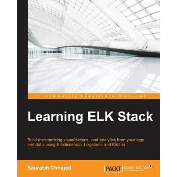 【预订】Learning Elk Stack