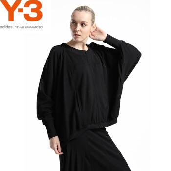 y-3 2016春夏新款黑色无领圆下摆长袖y3夹克外套休闲服女装22-ap4050
