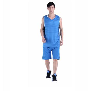 户外运动套装男款篮球服比赛训练组队球衣透气易干篮球衣比赛队服