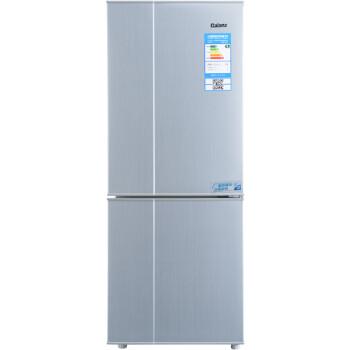 格兰仕(Galanz) BCD-131A 131L双门冰箱(拉丝银)