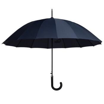 男生透明伞头像