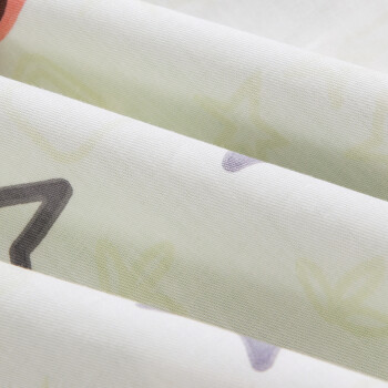 LOVO罗莱生活出品 床品套件 儿童全棉卡通四件套 滑板萌恐龙 1.5m床200*230cm