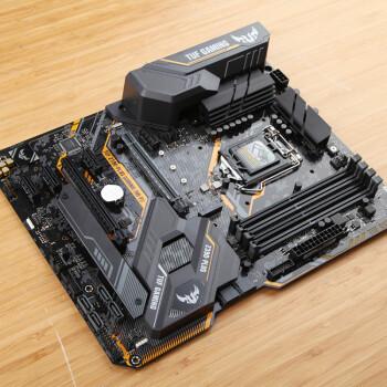 华硕(ASUS)TUF Z390-PLUS GAMING (WI-FI) 电竞特工主板 支持CPU 9600K/9700
